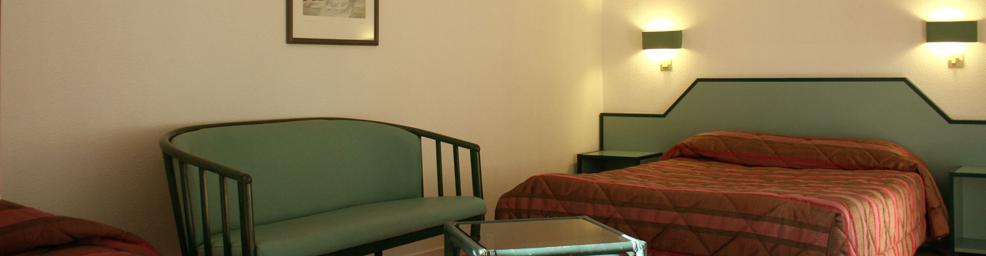 Des chambres paisibles et variées