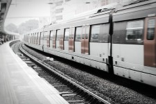 prendre le train