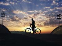 belle photo vélo