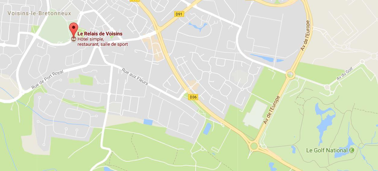 Relais de Voisins : Saint-Quentin-en-Yvelines