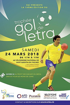 Gol de Letra fête ses 20 ans au Vélodrome