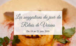 18 au 21 juin : les suggestions du Relais de Voisins