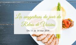 11 au 14 juin : les suggestions du Relais de Voisins