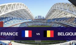 Demi-finale coupe du monde 2018